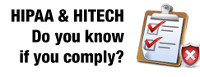 HIPAA & HITECH